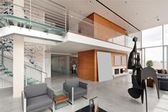hong kong industrial lofts | The Ultimate Manhattan Penthouse In Tribeca