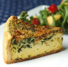 Truthfully, I never intended to do a quiche post. Based mainly on the outrageous boujieness inherent in a tall custard pie, I thought it might alienate some of my lower-brow readers, back … Quiche Recipes, Egg Recipes, Brunch Recipes, Gourmet Recipes, Breakfast Recipes, Vegetarian Recipes, Cooking Recipes, Brunch Ideas, Recipes