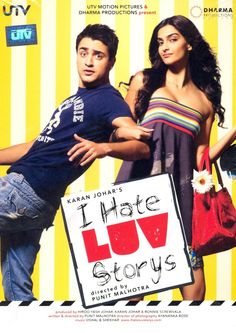 I Hate Luv Storys 2010 Movie wallpapers Wallpapers) – HD Wallpapers Comedy Movies, Hindi Movies, Film Movie, New Movies, Movies And Tv Shows, Films, Best Bollywood Movies, Watch Bollywood Movies Online, I Hate Luv Storys