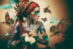 25 Creative and Hot Fantasy Photography examples by Jaime Ibarra   Read full article: http://webneel.com/25-creative-and-hot-fantasy-photography-examples-jaime-ibarra   more http://webneel.com/fashion-photography   Follow us www.pinterest.com/webneel