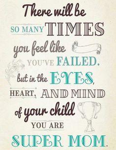 Motherhood. I needed to read this.