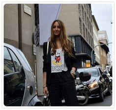 On the street Milan www.maurodelsignore.com