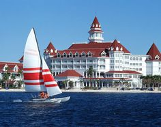 Grand Floridian Hotel in Orlando, my favourite hotel x