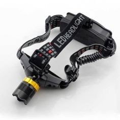 Q5 LED 3 Mode Waterproof Zoomable Headlamp Headlight For Hiking  Worldwide delivery. Original best quality product for 70% of it's real price. Buying this product is extra profitable, because we have good production source. 1 day products dispatch from warehouse. Fast & reliable...