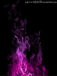 Purple flames with black background by Lani-is-NINJA on DeviantArt Water Aesthetic, Aesthetic Themes, Purple Aesthetic, Weed Backgrounds, Cute Wallpaper For Phone, Purple Wallpaper, Purple Fire, Purple And Black, Queen
