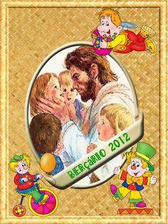 As Tontas Vão Ao Céu: Capas dos Caderninhos da Primária 2012