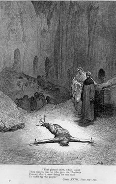 El infierno de Dante Alighieri ilustrado por Gustave Doré