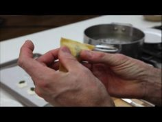 How to Make Ravioli with Wonton Wrappers