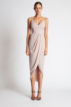 Shop the Shona Joy Core Cocktail Dress in Ballet. Over 250 dresses to shop. Casual Cocktail Dress, Blush Cocktail Dress, Cocktail Dresses, Ribbed Knit Dress, Ballet, Evening Dresses, Formal Dresses, Dresses Dresses, Tube Dress