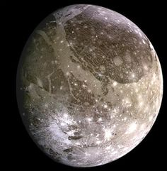 Greater Jupiter's Moon has Ocean Greater than the Earth (possible extraterrestrial life)