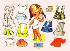 muñecas recortables, paper dolls, Бумажные куклы , bambole da carta, poupées en papier, 纸娃娃 ,: - vikis