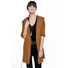 Boohoo Sofia Shawl Collar Utility Jacket ($44) ❤ liked on Polyvore featuring outerwear, jackets, camel, white bomber jacket, wrap jacket, puffa jacket, bomber jacket and white puffer jacket