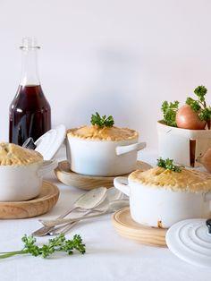 receta pastel de pollo en mini-cocotte claudia&julia 3