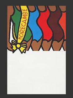 Morecambe Contest Poster