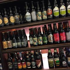 Craft Beers at Peckham's, Byres Road, Glasgow. West End Glasgow, Craft Beer, Beer Bottle, Ale, Ales, Home Brewing