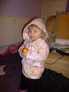 My Angel in one of my Beautiful fleeces - She is the perfect model for me xxx <3 xxx https://www.facebook.com/SewSoftandSnuggly