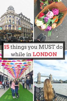 London Travel Guide: 15 things you MUST do while you're LONDON! Westminster. Take a walk around Westminster and see some of the best sights London