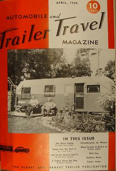 I so want a vintage camper to restore - an Airstream or Casita.  Eric says dream on!