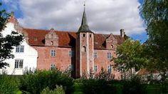 Oversigt over slotte og herregårde på Fyn