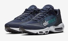 Official Look At The Nike Air Max 95 Big Logo Slate