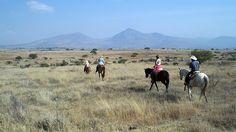 Riding Mexico with Rancho Las Cascadas.