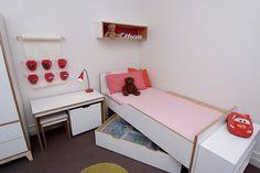 Toy Boxes, Shelving, Corner Desk, Kids Room, Drawers, Flooring, Storage, Toys, Furniture