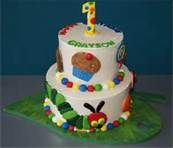 The Very Hungry Caterpillar cake - Bing Images