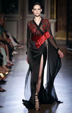 The Fashion Dish: Zuhair Murad Fall 2011 Winter 2012 Haute Couture