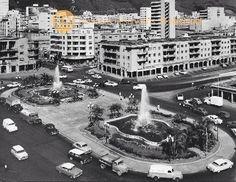 En 1945 es inaugurada la reurbanización de El Silencio