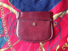 Small vintage coin purse
