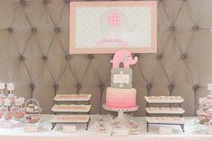 Lexie's Baby Elephant and Tutu Themed Party – Sweet Treats