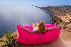 Inflatable 2017 New Sofa Air Camping Bed Lounger Outdoor Sleeping Bags AU