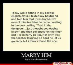 Marry Him