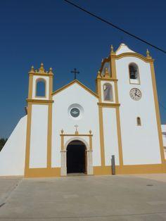 Praia da Luz, Algarve.