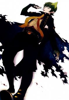 Tags: Anime, Fanart, Pixiv, Ao no Exorcist, Amaimon