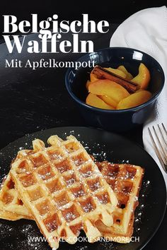 Belgische Waffeln Cakes, Cookies and more - Waffeln rezept Waffel Vegan, Pancakes And Waffles, World Recipes, Keto Diet Plan, International Recipes, Creative Food, Hot Chocolate, Food And Drink, Sweets