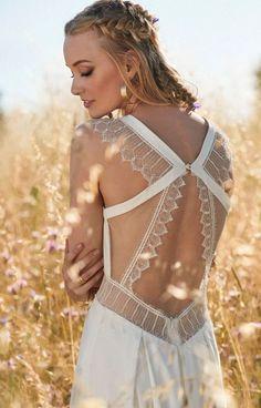 Wedding dress idea; Featured Dress: Rembo Styling
