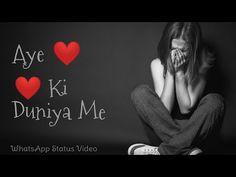 Aye Dil Dil Ki Duniya Me | Old Song WhatsApp Status Video 30 Seconds | Real Monk - YouTube