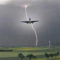 Lightning strike protection strategies for composite aircraft: Tried-and-true materials thrive, but new approaches and new forms designed to process faster are entering the marketplace. Lightning Safety, Lightning Photos, Thunder And Lightning, Lightning Strikes, Lightning Storms, Lightning Bolt, Tornados, Thunderstorms, Weather Cloud