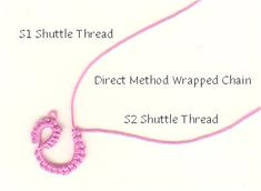 Head Picot Joins, great pictures on how to make it. Very understandable.