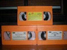 Orange tapes