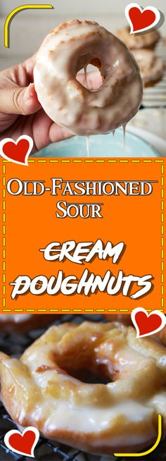 """Welcome again to """"Yummy Mommies"""" the home of meal receipts & list of dishes, Today i will guide you how to make """"Old-Fashioned Sour Cream Doughnuts"""". I made this Delicious recipe a few days ago,"""