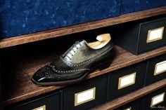 Pictoturo - mydayshoes:   Yohei Fukuda 50 shades of grey
