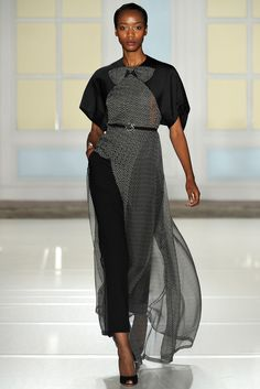 Temperley London Spring 2014 Ready-to-Wear Fashion Show