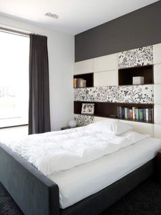 Comfortabele #slaapkamer in een luxe villa ontworpen door Het ...