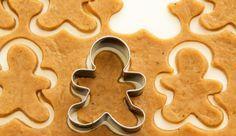 : Leckere Kekse, die mit einer minimalen Dosis Zucker aus- und mit einer Extra-Portion Eiweiß daherkommen. Schmeckt nicht nur zu Weihnachten