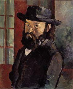 Image: Paul Cézanne - Self-Portrait