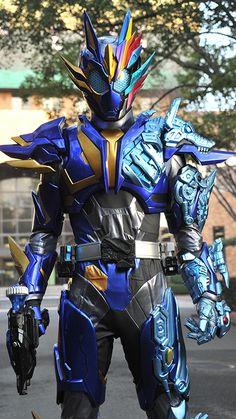 Kamen Rider Zi O, Kamen Rider Series, Power Rangers Comic, Character Art, Character Design, Zero One, Cool Robots, Marvel Entertainment, Super Hero Costumes