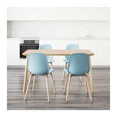 LISABO / LEIFARNE Tisch und 4 Stühle  - IKEA