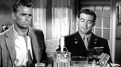 James Garner and Rod Taylor